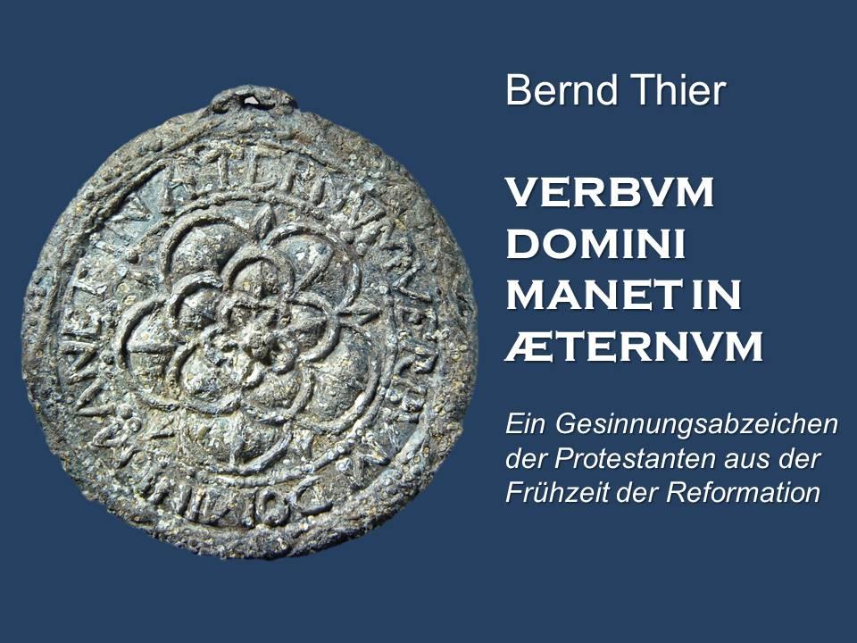 Thier-Gesinnungsabzeichen-Protestanten